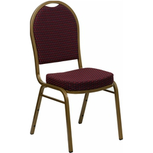 Dome Back Stacking Banquet Chair
